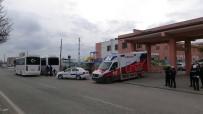 YARALI ASKERLER - Şarapnel İsabet Eden 10 Asker Türkiye'ye Getirildi