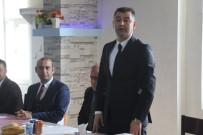 MÜLKIYE - Silopi Belediye Başkanı Konak'a Veda Yemeği