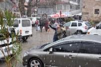 KAR YAĞıŞı - Simav'da Kar Sevinci