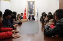 KARS VALİLİĞİ - Susuz'da 'Kar Tanesi İle Deniz Yıldızı Buluşuyor' Projesi