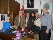 GÜZELLİK UZMANI - TBKGU Fedarasyonu Genel Başkanı Bayram Karakaş Edremit'te