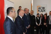 AÇIK KAPI - Tekirdağ'da 'Açık Kapı' Projesi Faaliyete Geçti