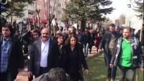 KAMU GÖREVLİLERİ - Diyarbakır'da izinsiz gösteriye izin verilmedi