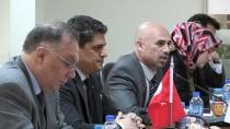 BÜLENT KORKMAZ - TİKA İle Filistinli PICA Arasında Protokol