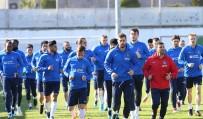 MEDİPOL BAŞAKŞEHİR - Trabzonspor Başakşehir Maçı Hazırlıklarını Sürdürdü