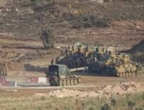 ASKERİ ARAÇ - TSK'dan son dakika İdlib açıklaması