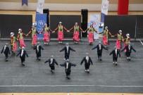 İSMAİL HAKKI TONGUÇ - Tuşba'daki Okullarda Halk Oyunları Başarısı