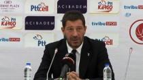 BANVIT - Ufuk Sarıca Açıklaması 'Kazanmak İstediğimiz Maçı Kararlı Bir Şekilde Kazandık'