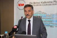 OSMAN KAYMAK - Vali Kaymak Açıklaması 'Planlamalar Hamasi Olmasın'