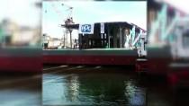 ŞİDDETLİ LODOS - Yüzer Karaköy İskelesi Nisan Ayında Hizmete Alınacak