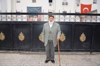 87 Yaşındaki Ahmet Dede, Afrin'e Gitmek İstiyor