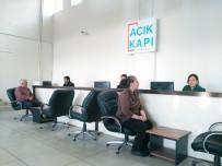 AÇIK KAPI - 'Açık Kapı' Projesi Hizmete Açıldı