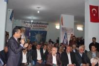 İLÇE KONGRESİ - AK Parti Bismil İlçe Başkanlığına Kızılkaya Atandı