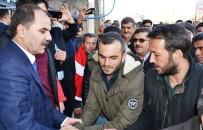 KANAAT ÖNDERLERİ - AK Parti Erciş İlçe Başkanlığına Yeniden Adnan Aydın Atandı
