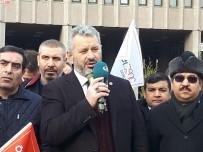 KATSAYI UYGULAMASI - Ankara Adliyesi Önünde 28 Şubat Protestosu