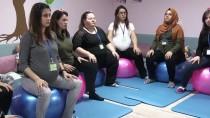 SEZARYEN DOĞUM - Anneliğe İlk Adımı 'Gebe Sınıfı'nda Atıyorlar