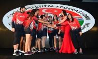 TÜRKİYE ATLETİZM FEDERASYONU - Atletizm Federasyonu 2017 Ödül Gecesi Düzenlendi
