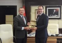 İBRAHİM KURT - ATSO İnşaat Sektörü ASAT İle Altyapıyı Konuştu