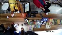 DOLANDıRıCıLıK - Aydın'da Dolandırıcılık Güvenlik Kamerasında