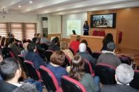 TUZ TÜKETİMİ - Aydın'da 'Yeterli Ve Dengeli Beslenme Ve Hareketli Yaşam' Semineri Yapıldı