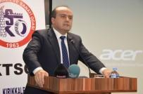 TICARET VE SANAYI ODASı - Bakan Yardımcısı Metin Açıklaması 'Birçok Alanda Katlanarak Büyüdük'