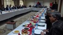 KANAAT ÖNDERLERİ - Başbakan Yardımcısı Işık'ın Ağrı Temasları