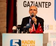 BÜYÜME RAKAMLARI - Başbakan Yardımcısı Mehmet Şimşek Açıklaması