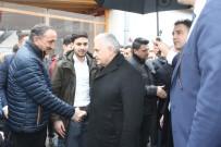 KATAR EMIRI - Başbakan Yıldırım, Cuma Namazını Münih Merkez Camii'nde Kıldı