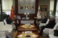 DEVLET HASTANESİ - Başkan Baran STK Temsilcilerini Ağırladı