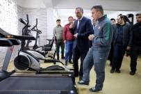 Başkan Başak'tan Sporculara Destek