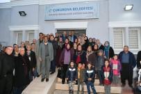 GÜN DOĞMADAN - Başkan Çetin'in Sabah Toplantıları Sürüyor