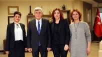 İBRAHIM KARAOSMANOĞLU - Başkan Karaosmanoğlu Açıklaması Sağlıkta Çağ Atladık