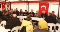 İBRAHIM KARAOSMANOĞLU - Başkan Karaosmanoğlu Şehit İlker Ağçay'ın Ailesini Ziyaret Etti