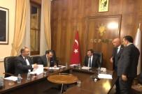 CEVDET YILMAZ - Başkent'te '2019'A Doğru Erzurum' Gündemi