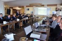 ORMAN İŞLETME MÜDÜRÜ - Biga'da Orman Bölge Müdürlüğü Değerlendirme Toplantısı