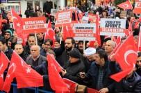 HULUSI ŞAHIN - Binlerce Kişi Afrin'deki Mehmetçik İçin Dua Etti