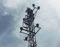 ELEKTRİK ENERJİSİ - Borcunun Ödemeyenlerin Elektriği Kesilmeye Başlandı