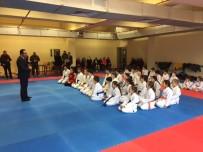 KENAN YILMAZ - Bozüyüklü Karateciler İl Seçmelerine Katıldı