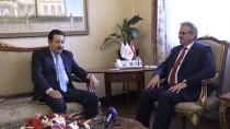 KARADENIZ - Büyükelçiden Vali Karaloğlu'na Ziyaret