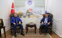 Çakır Ve Gürkan, Battalgazi'nin Yatırım Ve Projelerini Değerlendirildi