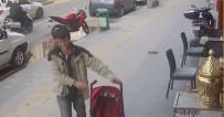 BEBEK ARABASI - Çaldığı Bebek Arabasını Hurdacıya 10 TL'ye Sattı