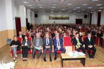 DİN KÜLTÜRÜ VE AHLAK BİLGİSİ - Çandıroğlu, Müdürler Ve Öğretmenlerle Toplantıda Buluştu