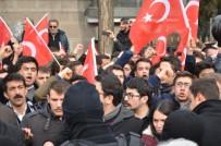 PALAS - Çavuşoğlu-Tillerson Görüşmesi Öncesi Protesto Eylemi