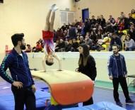 GAZİ İLKÖĞRETİM OKULU - Cimnastikte İl Birincileri Belli Oldu