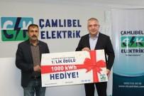 ELEKTRİK TASARRUFU - CK Çamlıbel Elektrik'ten Tasarruf Yapan Ailelere Bedava Elektrik