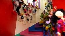 KİMYASAL MADDE - Çocukları İçin Yaptığı Oyuncak Bebekler Geçim Kaynağı Oldu