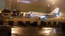 APRON - Deniz Yücel Özel Uçakla Almanya'ya Döndü