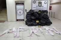 Diyarbakır Polisinden 'Afrin' Mesajlı Uyuşturucu Operasyonu