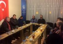 SERDAR KıLıÇ - Doğadaki İnsan, Erzurum Macera Off Road'un Konuğu Oldu
