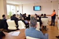 HAKAN DEMIR - Düzce Üniversitesi'nde Afet Ve Acil Durum Eğitimi Düzenlendi